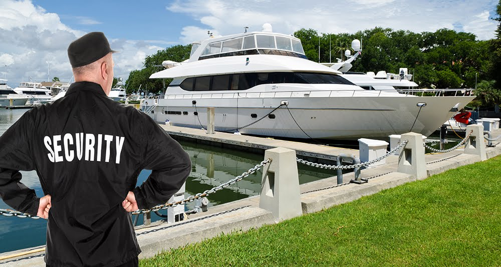 Yacht Security Pompano Beach