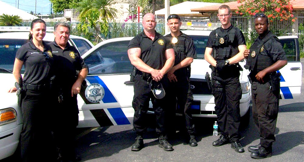 Contract Security Guards Pompano Beach